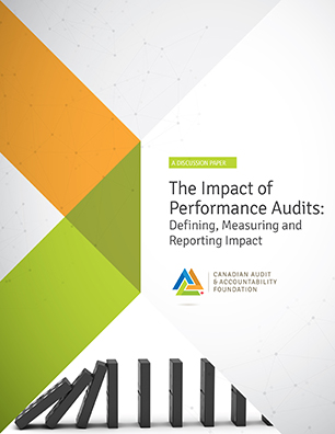 The Impact of Performance Audits: Defining, Measuring and Reporting Impact