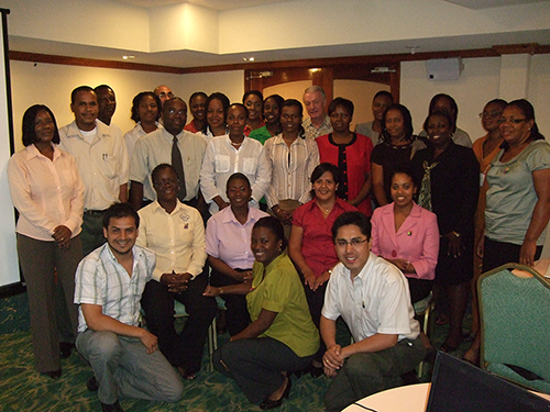 3.1.4 B   Barbados workshop