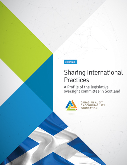 Sharing International Practices – A Profile of the legislative oversight committee in Scotland